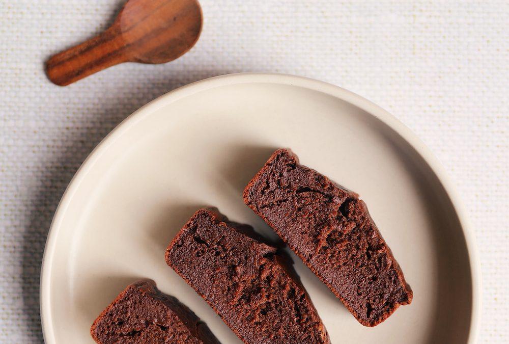 Gâteau au chocolat sans gluten & sans beurre